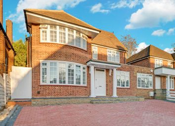 Thumbnail 6 bed property to rent in St. Mary's Avenue, London