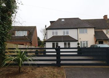 Thumbnail 4 bed end terrace house for sale in Grove Lane, Chalfont St. Peter, Gerrards Cross, Buckinghamshire