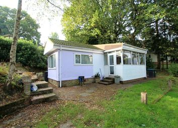 Thumbnail 1 bed mobile/park home for sale in Turners Hill Park, Turners Hill, West Sussex