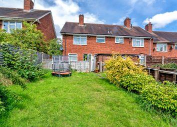 Thumbnail 3 bedroom end terrace house for sale in Quinton Road, Harborne, Birmingham