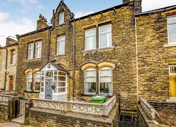 Thumbnail 5 bed terraced house for sale in Moor End Road, Lockwood, Huddersfield