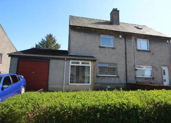 Thumbnail 2 bed semi-detached house for sale in Gleniffer View, Neilston, Glasgow, East Renfrewshire