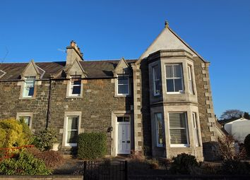 Thumbnail 2 bed flat for sale in 4A Springwood Terrace, Peebles