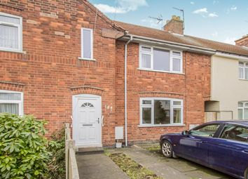 Thumbnail 2 bed terraced house for sale in Heath Lane, Earl Shilton, Leicester