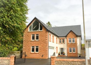Thumbnail 6 bed detached house for sale in Hyndford Road, Lanark