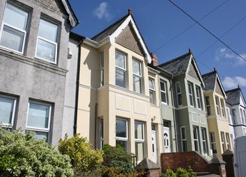 Thumbnail 3 bed terraced house to rent in Dunheved Road, Launceston
