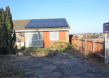 Thumbnail 2 bed semi-detached bungalow for sale in Willow Walk, Eastbourne