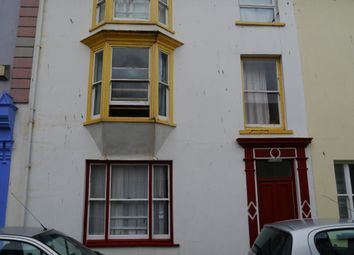Thumbnail 7 bedroom town house to rent in New Street, Aberystwyth