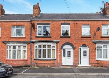 Thumbnail 3 bed terraced house for sale in Scarll Road, Hexthorpe, Doncaster