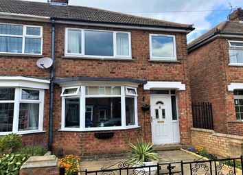 Thumbnail 3 bed terraced house for sale in Marcus Street, Grimsby