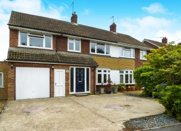 Thumbnail 4 bedroom semi-detached house for sale in Field Way, Hoddesdon