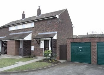 Thumbnail 2 bed semi-detached house to rent in Henlow Close, Kirton Lindsey, Gainsborough