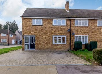 Thumbnail 2 bed end terrace house for sale in Cowley Road, Romford
