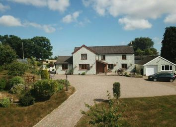 Thumbnail 4 bed detached house for sale in Neds Top, Oldcroft, Lydney
