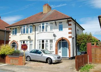 Thumbnail 3 bed semi-detached house for sale in Sandiland Road, The Headlands, Northampton