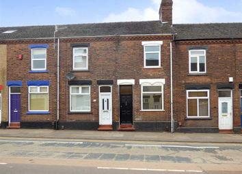 Thumbnail 2 bedroom terraced house for sale in Shelton New Road, Hanley, Stoke-On-Trent