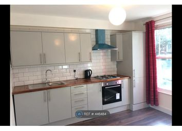 Thumbnail 1 bed flat to rent in Amersham Road, London