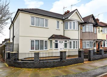 Thumbnail 4 bed end terrace house to rent in Seaton Gardens, Ruislip