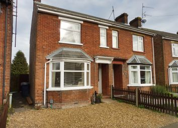 Thumbnail 3 bedroom semi-detached house for sale in Burcroft Road, Wisbech