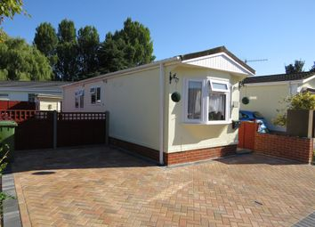 Thumbnail 1 bed mobile/park home for sale in Shamblehurst Lane South, Hedge End, Southampton