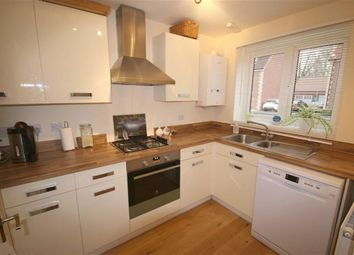 Thumbnail 3 bed detached house for sale in Polesdon Avenue, Coate, Swindon