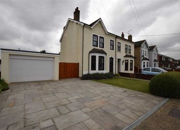 Thumbnail 4 bed semi-detached house for sale in Somerset Road, Linford, Essex