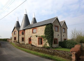 Thumbnail 3 bed end terrace house to rent in Grey Ladies Oast, Long Mill Lane, Crouch, Sevenoaks