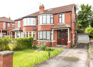 Thumbnail 5 bedroom semi-detached house for sale in Kedleston Road, Leeds, West Yorkshire