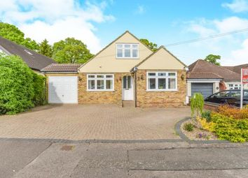 Thumbnail 4 bed bungalow for sale in The Crescent, Bricket Wood, St. Albans, Hertfordshire