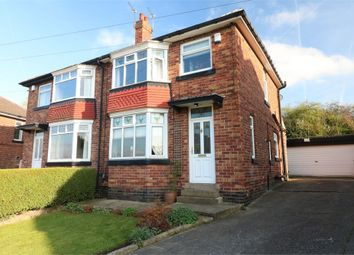 Thumbnail 3 bed semi-detached house for sale in Dovedale Road, Herringthorpe, Rotherham, South Yorkshire