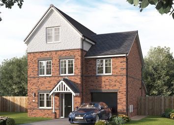 "4 bed detached house for sale in ""The Napsbury"" at Leger Way, Intake, Doncaster DN2"
