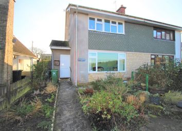 Thumbnail 3 bed semi-detached house for sale in High Street, Bream, Lydney