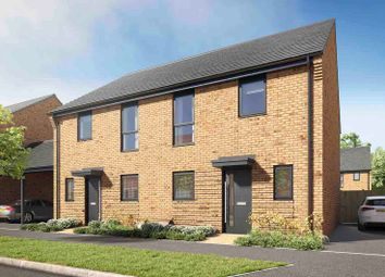 Thumbnail 3 bedroom semi-detached house for sale in Brighton Road, Pease Pottage