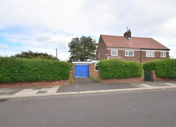 Thumbnail 3 bed semi-detached house for sale in Bevan Avenue, Ryhope, Sunderland