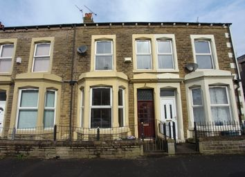 Thumbnail 3 bed terraced house to rent in Brunswick Road, Heysham, Morecambe