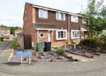 Thumbnail 3 bed semi-detached house for sale in Owl Close, Abbeydale, Gloucester