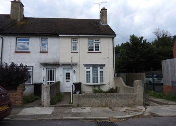 Thumbnail 3 bedroom end terrace house to rent in Preston Road, Northfleet, Gravesend