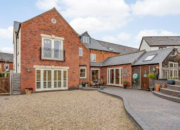 Thumbnail 5 bed detached house for sale in Frolesworth, Lutterworth, Leicestershire