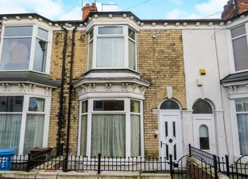Thumbnail 3 bedroom terraced house for sale in Delaware Avenue, De La Pole Avenue, Hull
