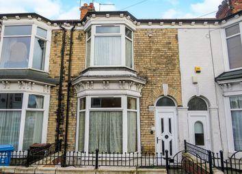 Thumbnail 3 bed terraced house for sale in Delaware Avenue, De La Pole Avenue, Hull