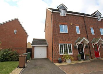 Thumbnail 3 bed town house to rent in Rothbart Way, Hampton Hargate