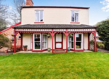 Thumbnail 3 bed detached house for sale in Hinton Road, Hereford
