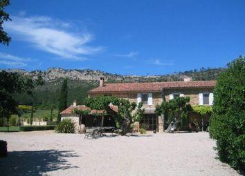 Thumbnail 6 bed property for sale in Brignoles, Var, 83170, France