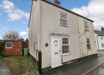 Thumbnail 1 bed semi-detached house for sale in Station Road, Bardney, Bardney, Lincoln