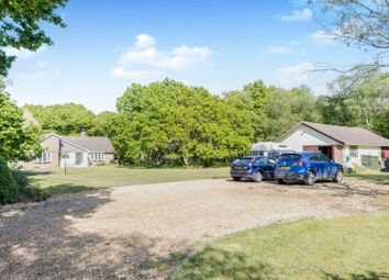 Thumbnail 4 bed detached bungalow for sale in Holme Lane, East Stoke, Wareham