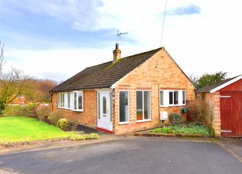 Thumbnail 2 bed detached bungalow for sale in Netheredge Close, Knaresborough