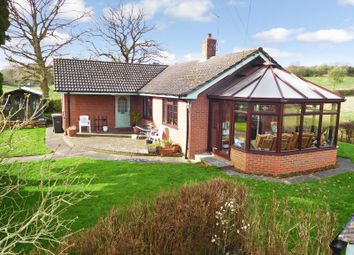 Thumbnail 2 bed bungalow for sale in Lower Road, Ashley, Market Drayton