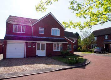 Thumbnail 4 bedroom detached house for sale in Mount Surrey, Wymondham