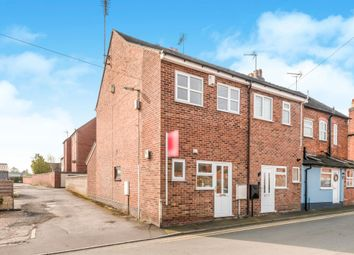 Thumbnail 2 bed end terrace house for sale in Gas Street, Uttoxeter