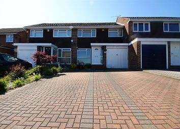 Thumbnail 3 bed terraced house for sale in Spicersfield, Cheshunt, Waltham Cross
